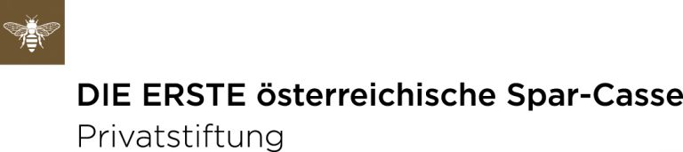First logo of ERSTE Foundation