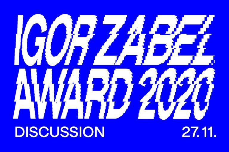 Igor Zabel Award 2020 / Discussion 27.11.2020