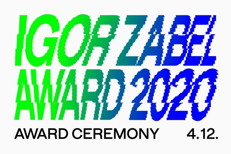 Igor Zabel Award Ceremony