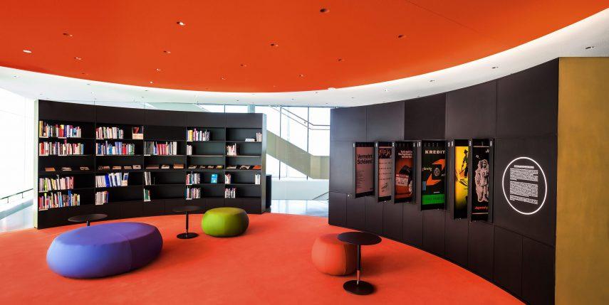 FLiP-Erste Financial Life Park_Library ©Lupi Spuma