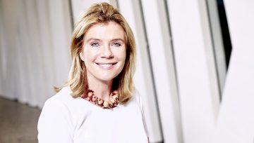 Eva Höltl, Mitglied des Vorstands der ERSTE Stiftung