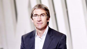 Franz Portisch, Mitglied des Vorstands der ERSTE Stiftung