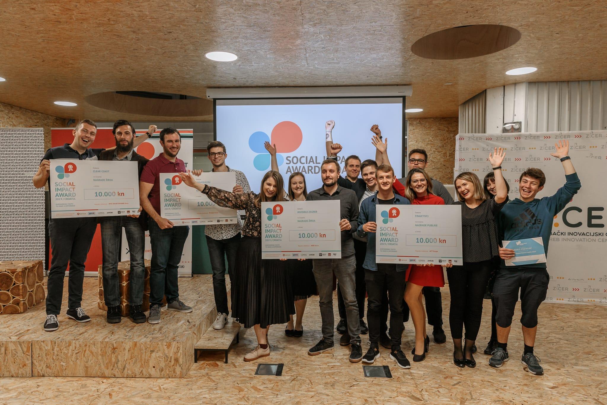 All photos: Social Impact Award