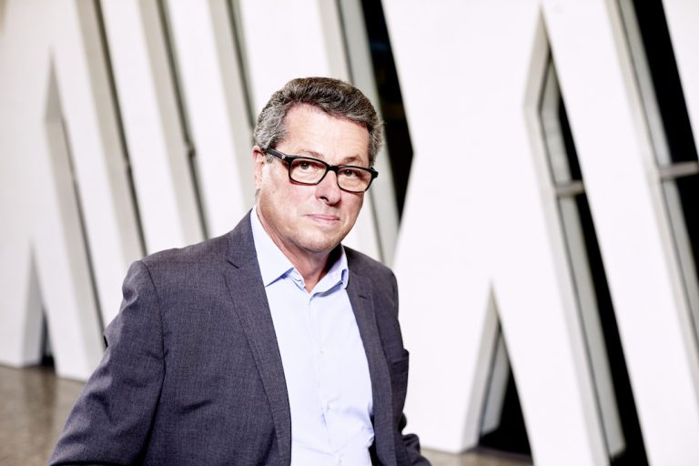 Mario Catasta, CEO der ERSTE Stiftung
