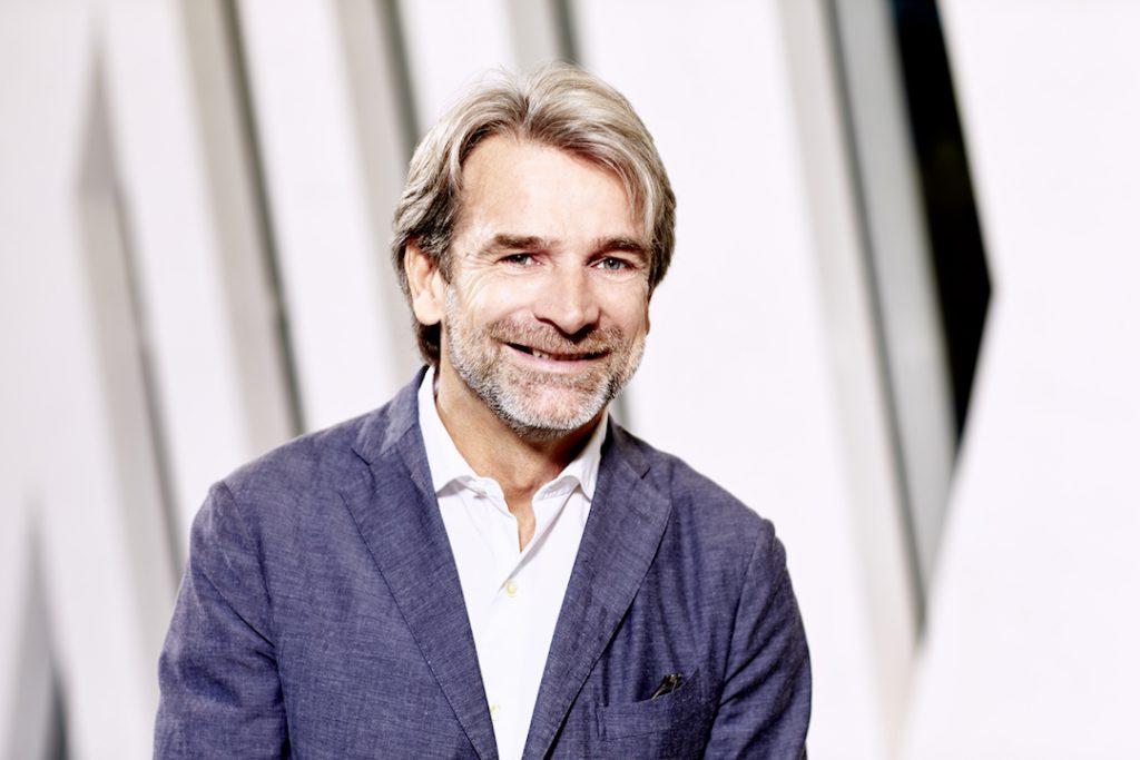 Boris Marte, CEO of ERSTE Foundation