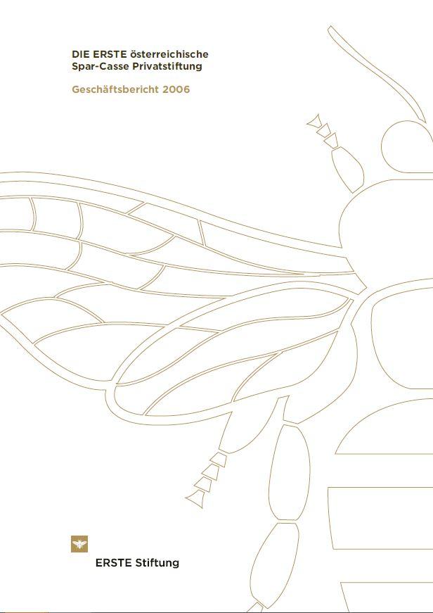 Cover Annual Report 2006